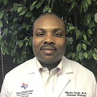 Dr. Charles Ewoh - Fort Worth, Texas internist
